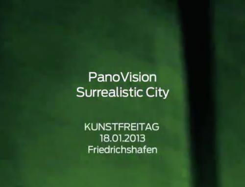 Josh von Staudachs Film zur Vernissage in Friedrichshafen