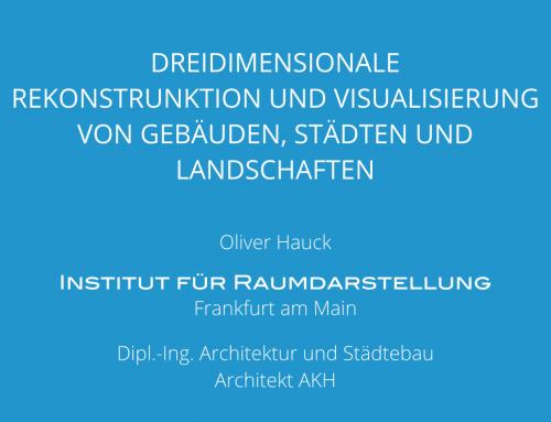 Werkbericht – Workshop der Academia Baltica