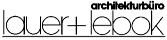 architekturbüro lauer+lebok