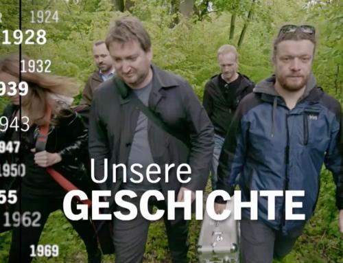 """""""Unsere Geschichte – Ostpreußens vergessene Schlösser."""" Das Projekt unter Beteiligung des IfR im Dritten Programm des NDR."""